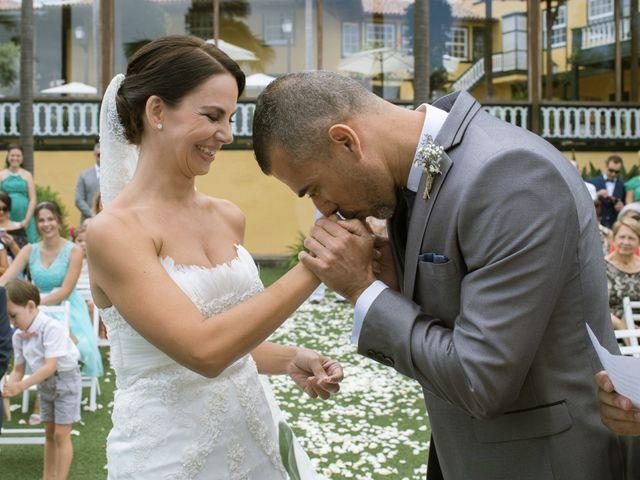 La boda de Nancy y Iván en La Orotava, Santa Cruz de Tenerife 28