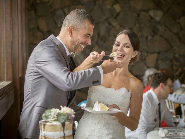 La boda de Nancy y Iván en La Orotava, Santa Cruz de Tenerife 36