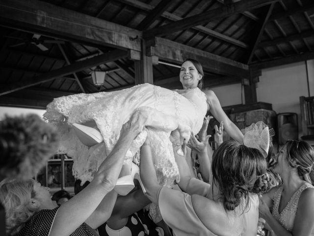 La boda de Nancy y Iván en La Orotava, Santa Cruz de Tenerife 42