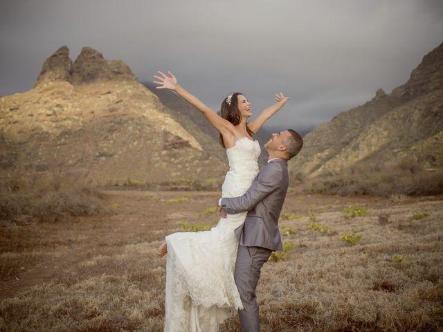 La boda de Nancy y Iván en La Orotava, Santa Cruz de Tenerife 45