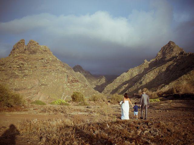 La boda de Nancy y Iván en La Orotava, Santa Cruz de Tenerife 47