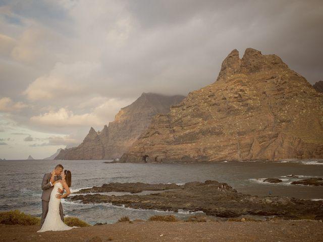 La boda de Nancy y Iván en La Orotava, Santa Cruz de Tenerife 48