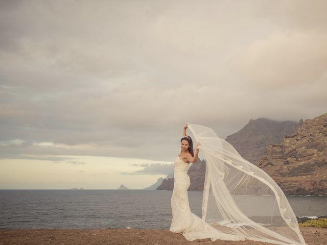 La boda de Nancy y Iván en La Orotava, Santa Cruz de Tenerife 49