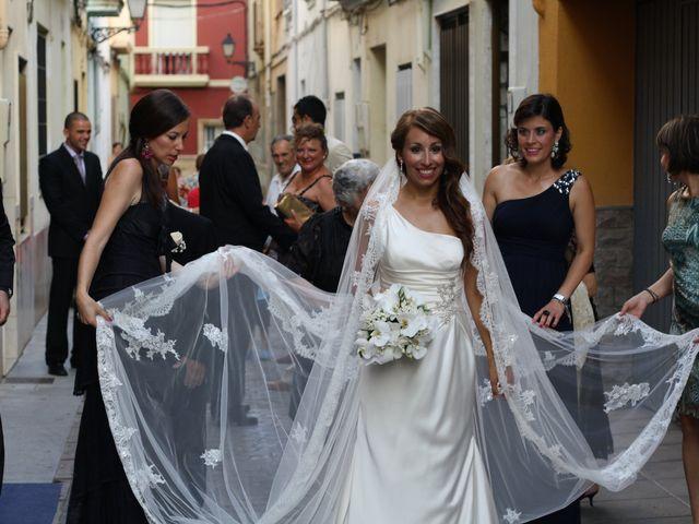 La boda de María José y Juan Carlos en Castelló/castellón De La Plana, Castellón 6