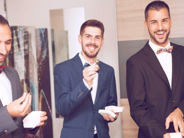 La boda de Carlos y Noelia en Sax, Alicante 7
