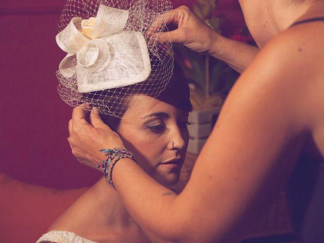 La boda de Carlos y Noelia en Sax, Alicante 11