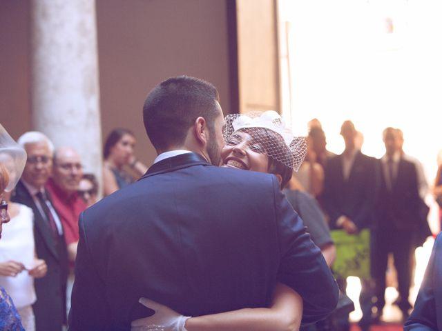 La boda de Carlos y Noelia en Sax, Alicante 12