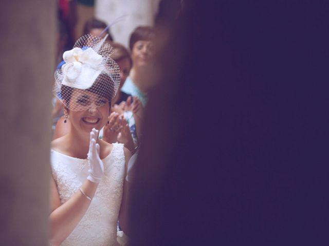 La boda de Carlos y Noelia en Sax, Alicante 13