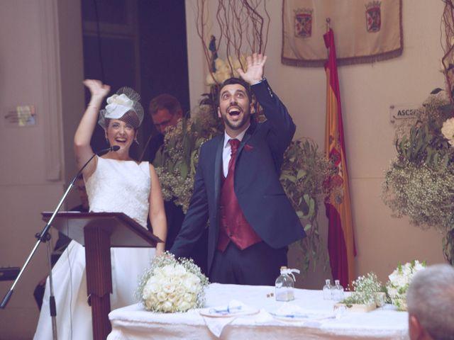 La boda de Carlos y Noelia en Sax, Alicante 14