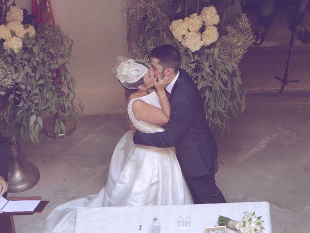 La boda de Carlos y Noelia en Sax, Alicante 15