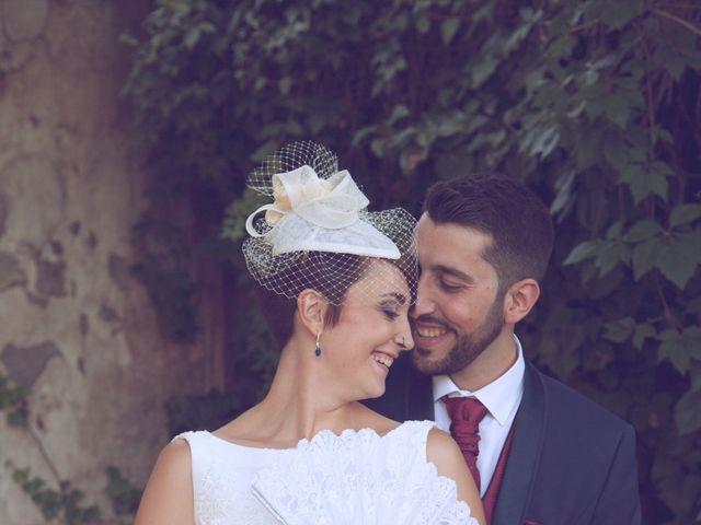 La boda de Carlos y Noelia en Sax, Alicante 16
