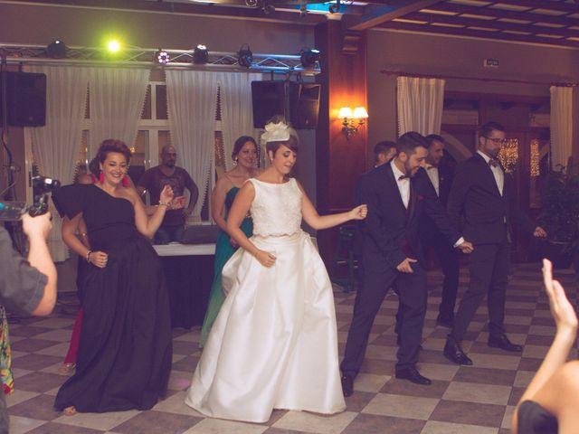 La boda de Carlos y Noelia en Sax, Alicante 19