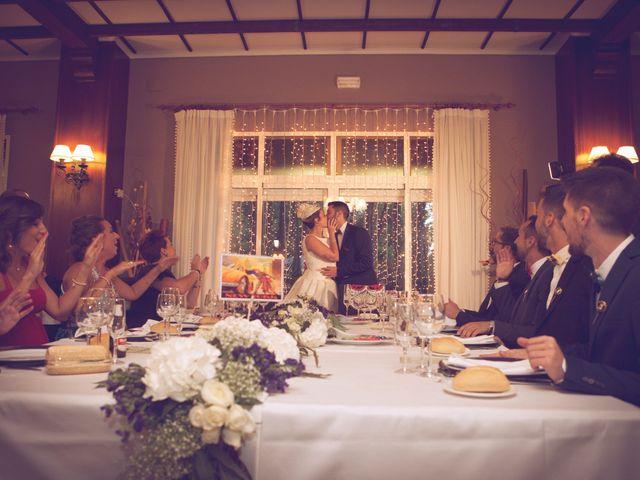 La boda de Carlos y Noelia en Sax, Alicante 18