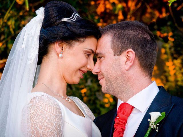 La boda de María del Espino y Jose Manuel
