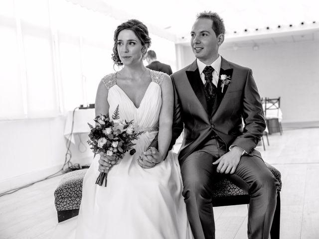 La boda de Javi y Sara en San Sebastian De Los Reyes, Madrid 7