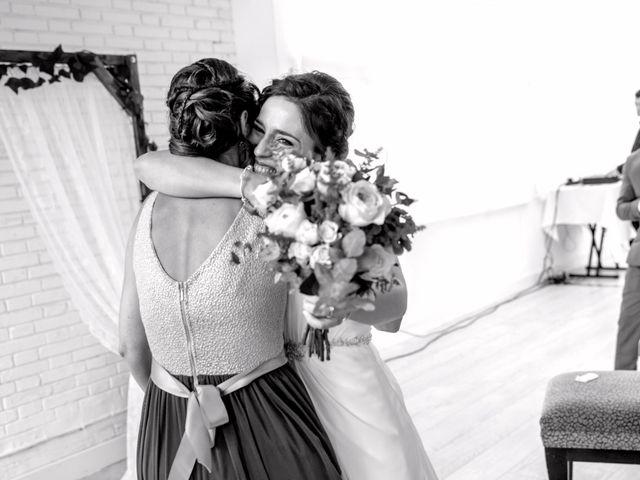 La boda de Javi y Sara en San Sebastian De Los Reyes, Madrid 10