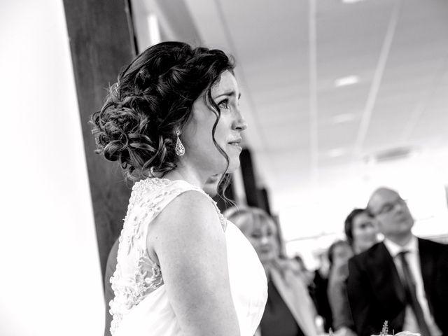 La boda de Javi y Sara en San Sebastian De Los Reyes, Madrid 11