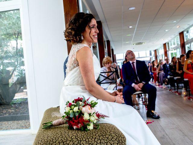 La boda de Javi y Sara en San Sebastian De Los Reyes, Madrid 12