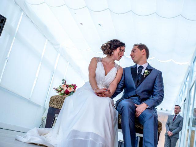 La boda de Javi y Sara en San Sebastian De Los Reyes, Madrid 13