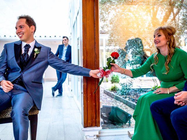 La boda de Javi y Sara en San Sebastian De Los Reyes, Madrid 14
