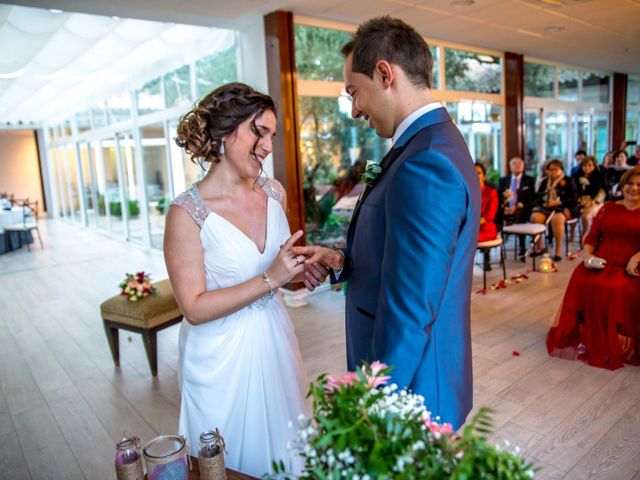 La boda de Javi y Sara en San Sebastian De Los Reyes, Madrid 15
