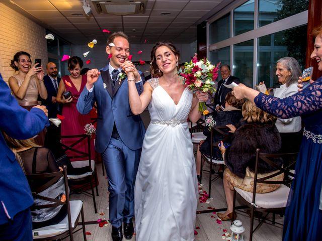 La boda de Javi y Sara en San Sebastian De Los Reyes, Madrid 16