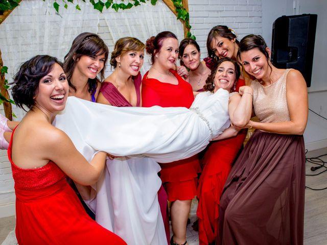 La boda de Javi y Sara en San Sebastian De Los Reyes, Madrid 22