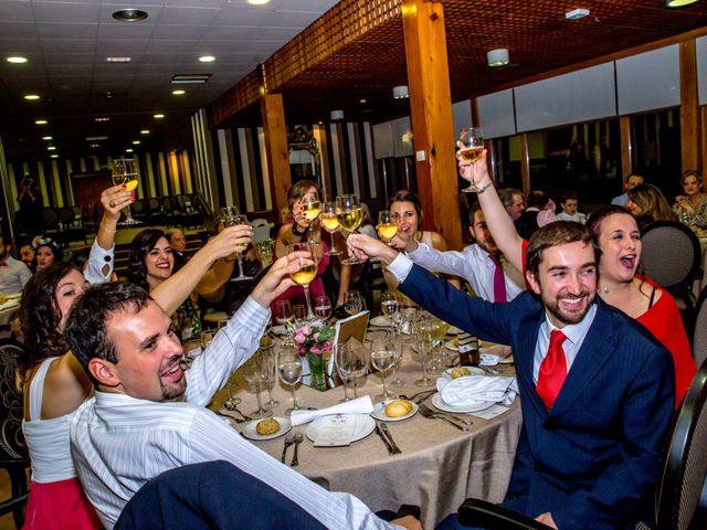 La boda de Javi y Sara en San Sebastian De Los Reyes, Madrid 25