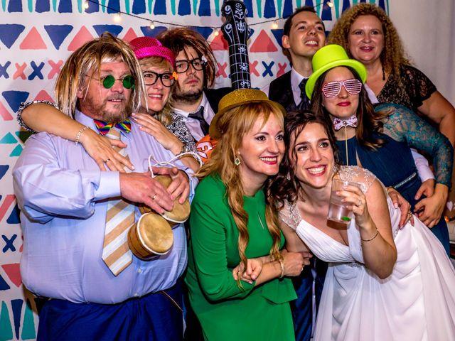 La boda de Javi y Sara en San Sebastian De Los Reyes, Madrid 34