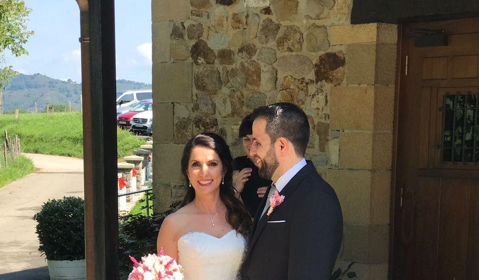 La boda de Damian y Mari en Andoain, Guipúzcoa