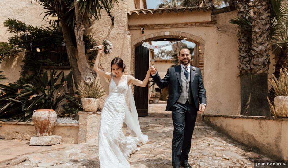 La boda de Dani y Monica en Sentmenat, Barcelona