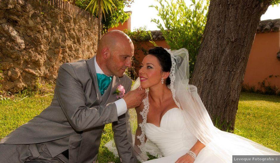 La boda de Antonio y Sabrina en Ronda, Málaga