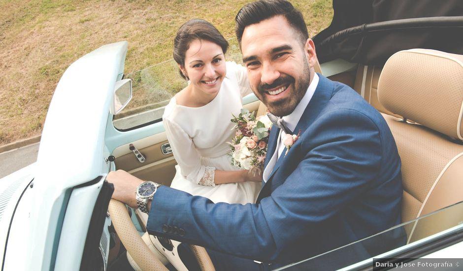 La boda de Antonio y Judit en Oviedo, Asturias