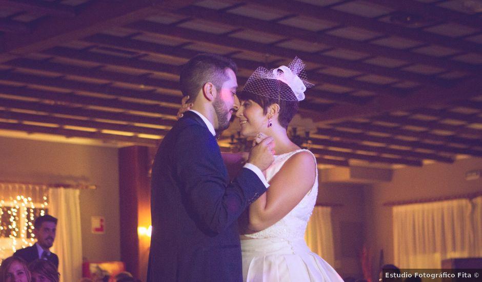 La boda de Carlos y Noelia en Sax, Alicante