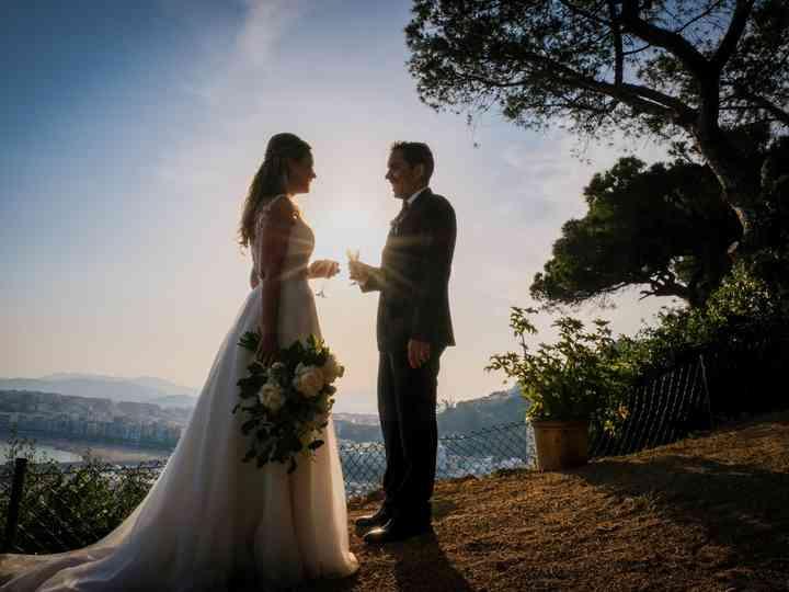 La boda de Carolina y Luís