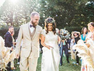 La boda de Jara y Erik