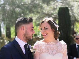 La boda de Rebeca  y David