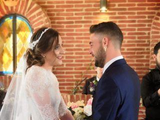 La boda de Rebeca  y David  1