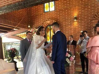 La boda de Rebeca  y David  3