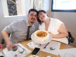 La boda de Lydia y Sergi