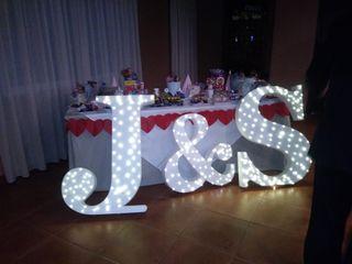 La boda de Alexandra  y Javier 1