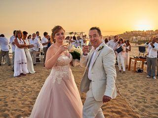 La boda de Susana y Llorenç