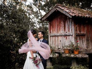 La boda de Paula y Eloy