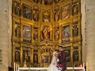 La boda de Sarah y Chema 1
