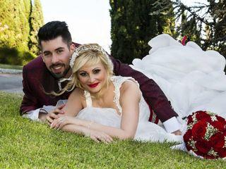 La boda de Sarah y Chema