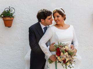 La boda de Cristina y Curro