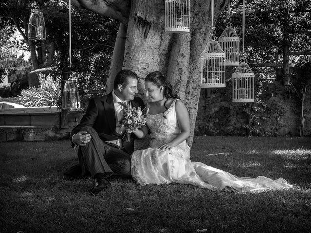 La boda de Marta y Dani