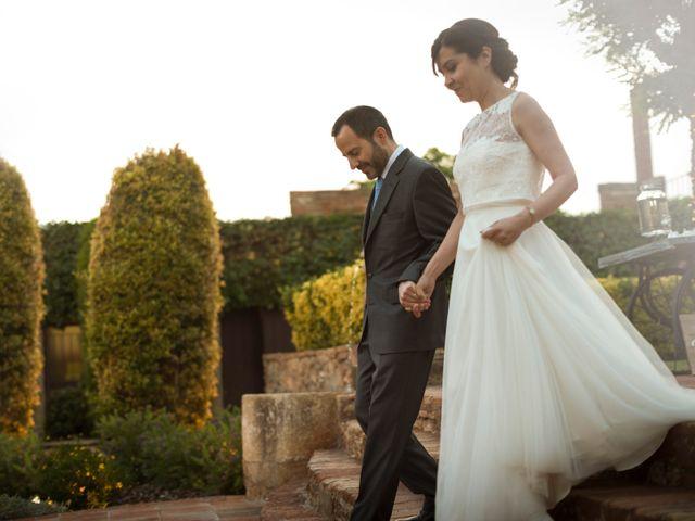 15a634c82 La boda de Cristina y Pablo
