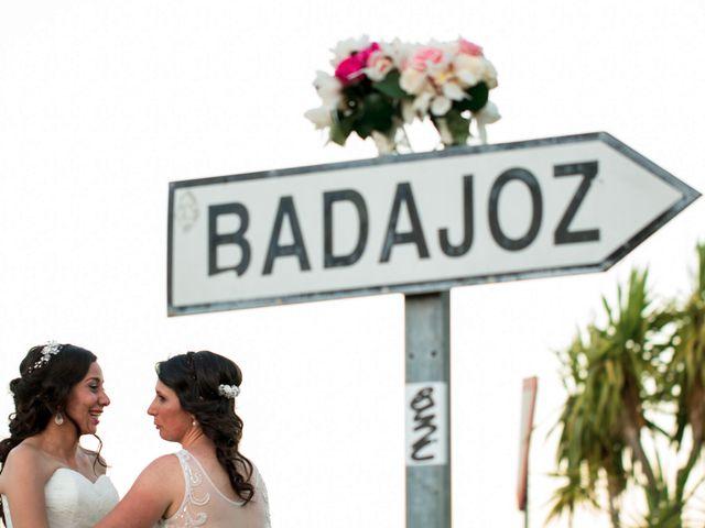 La boda de Bego y Rocio