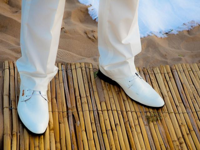 La boda de Leti y Juan en Abaran, Murcia 3